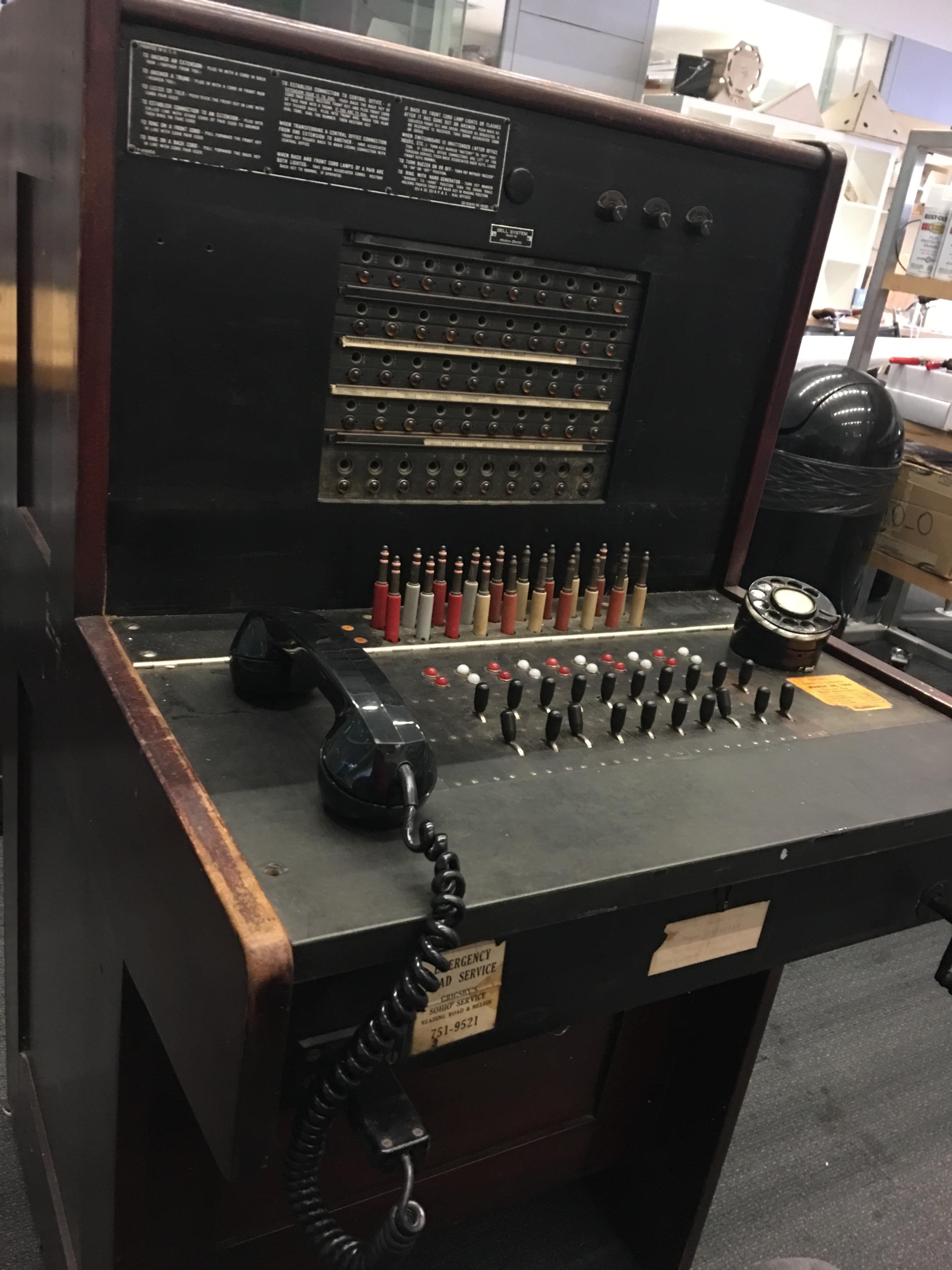 Refurbishing A 1927 Switchboard, Part 1: Wiring